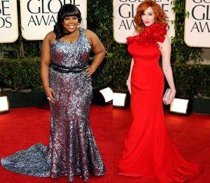 Golden Globes Red Carpet Fashion