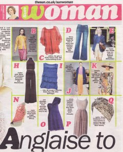 Yours Clothing in the press!