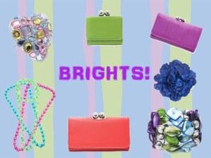 Summer Brights: Accessories