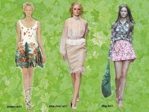 Catwalk Collection's Latest Look: Garden Party!