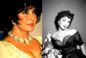 Celebrity Look: Elizabeth Taylor
