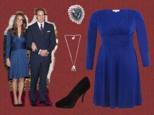 Celebrity Look: Kate Middleton