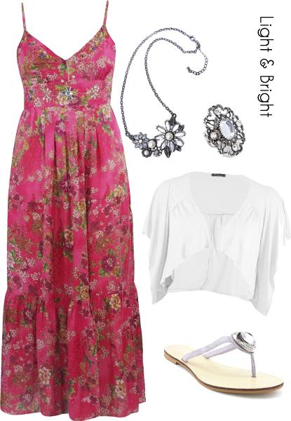 Lauren's Fashion Fixer: Summer Weddings