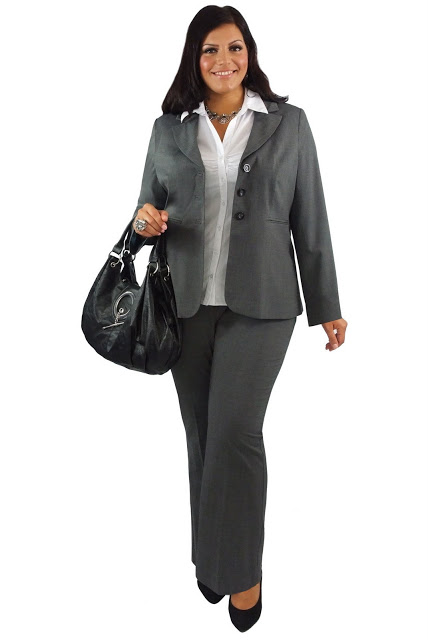Plus Size Office Wear – Keep It Smart!