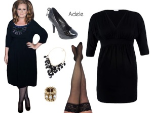 Celebrity Look: Adele at the VMA's