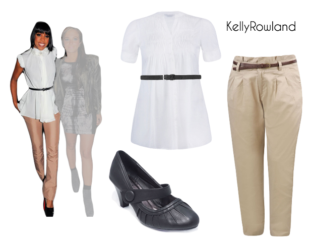 Celebrity Look: Kelly Rowland