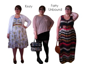 The Fatshionistas: Kirsty of Fatty Unbound Q&A