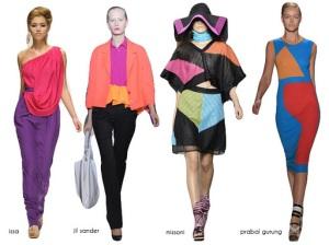 THE Autumn trend: Colour Blocking!