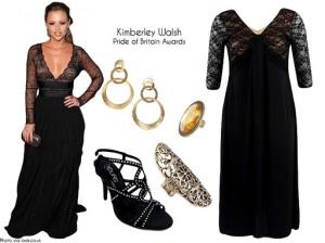 Celebrity Look: Kimberley Walsh