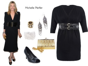 Celebrity Look: Michelle Pfeiffer