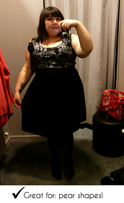 Dressing room adventures!