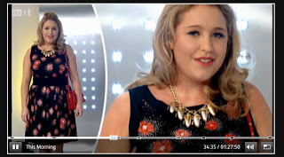 Yours' dress appears on ITV's This Morning