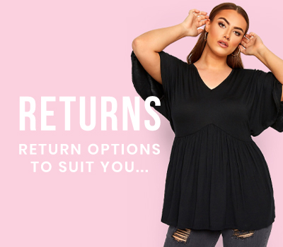 """I'd like to return this please""- Yours Clothing Returns Procedure"
