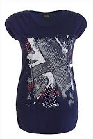 Be patriotic in 2012 with our plus size range of clothes
