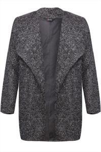 grey waterfall jacket