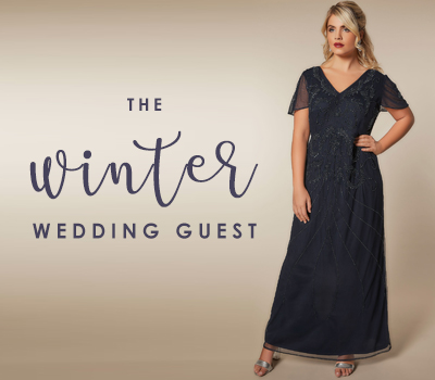 wedding guest outfit ideas plus size curve