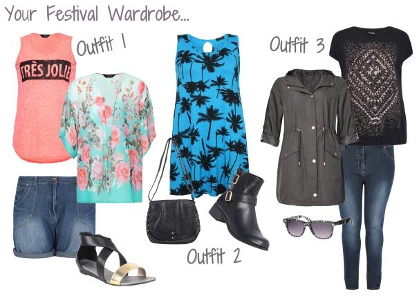 your festival wardrobe