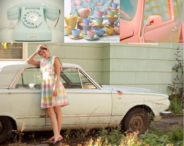 50s fashion photo