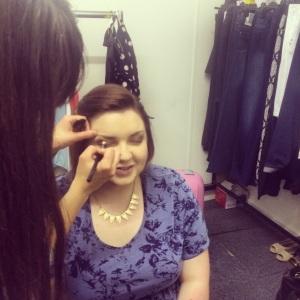 megan makeup 2
