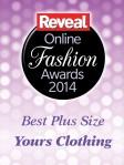 Best Plus Size Fashion Award Winners
