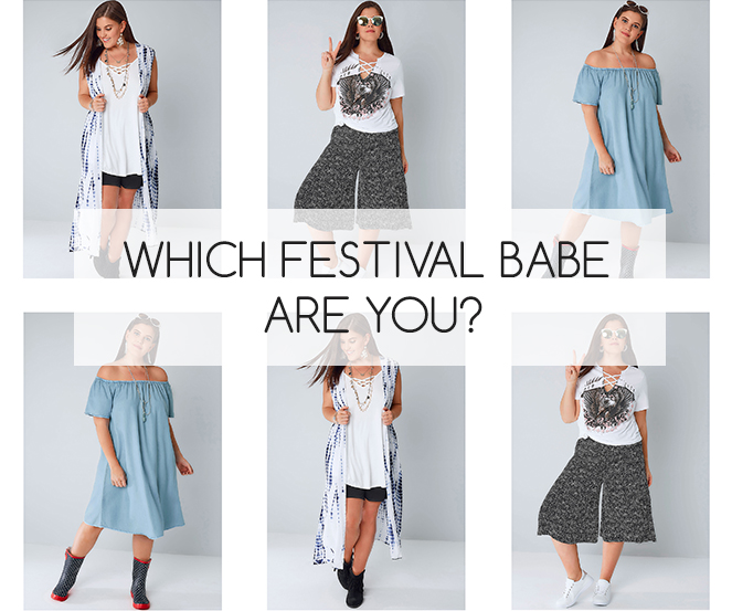 Which Festival Babe Are You?
