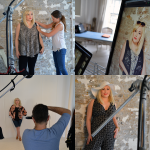 Guest Blog- Nancy's day at the Hayley Hasselhoff Photoshoot