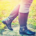 Model Amy's Guest Blog on Shoes