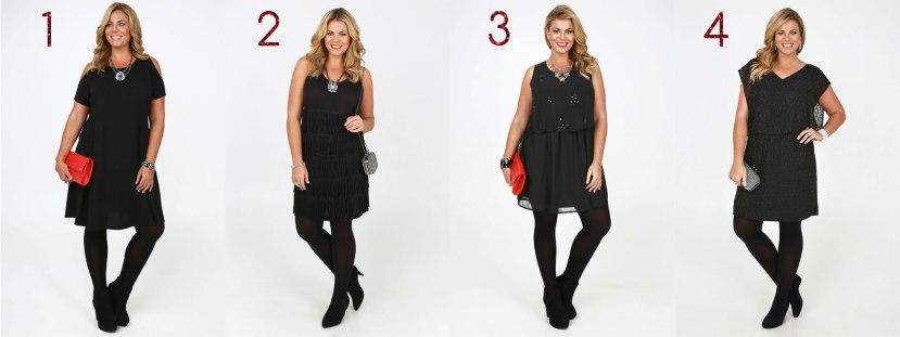 Yours Stylist… Little Black Friday Dress!