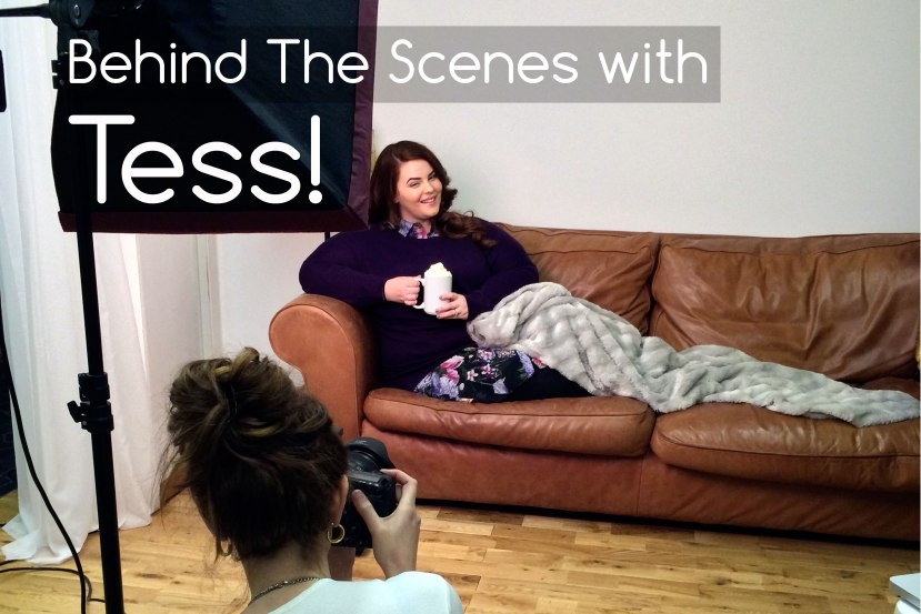 Yours Stylist… Behind The Scenes With Tess!