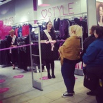 Model Amy's Guest Blog on our Lakeside Store Opening