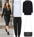 Steal Her Style: Kelly Brook