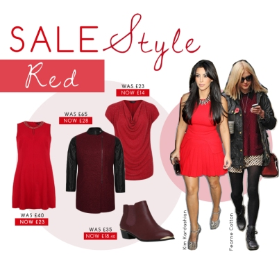 Sale-Style--Red