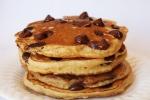 Yummy Chocolate Chip Pancakes