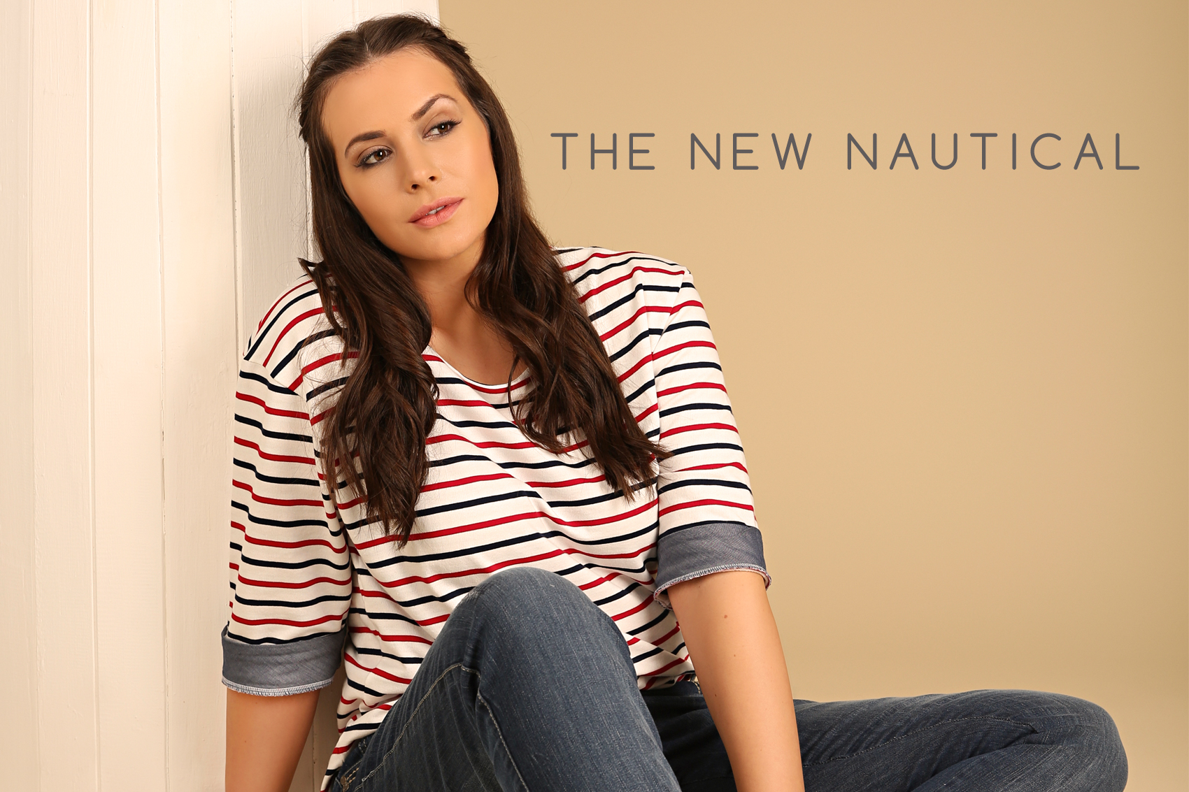 Yours Stylist… BTS Snapshot of The New Nautical