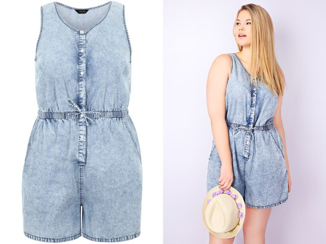 5.Playsuit