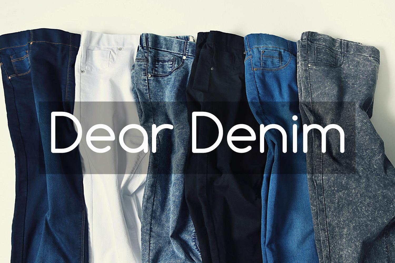 Dear Denim,