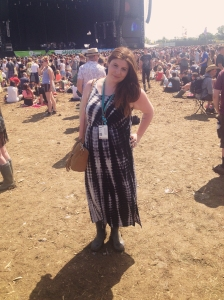 Glastonbury Glamour!