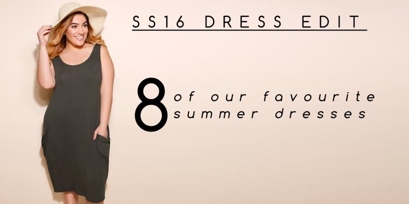 SS16 Dress Edit