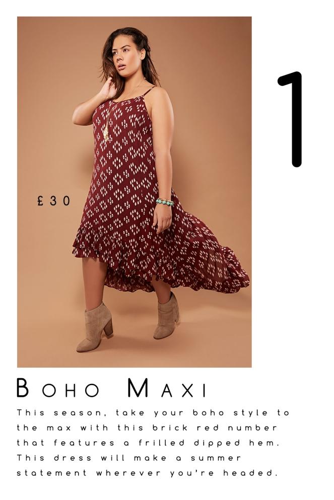 1.BohoMaxi