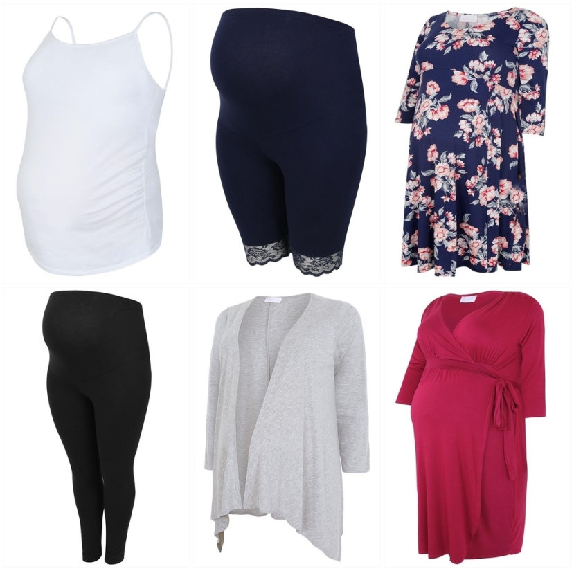 Guest blogger Frivolous Mama reviews Maternity Wear