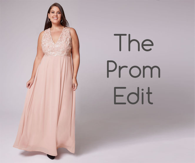Prom Dresses For Plus Size Queens