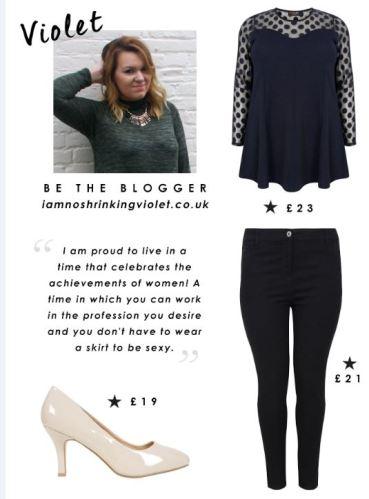 plus size model, fashion blogger, international womens day, shapes and sizes