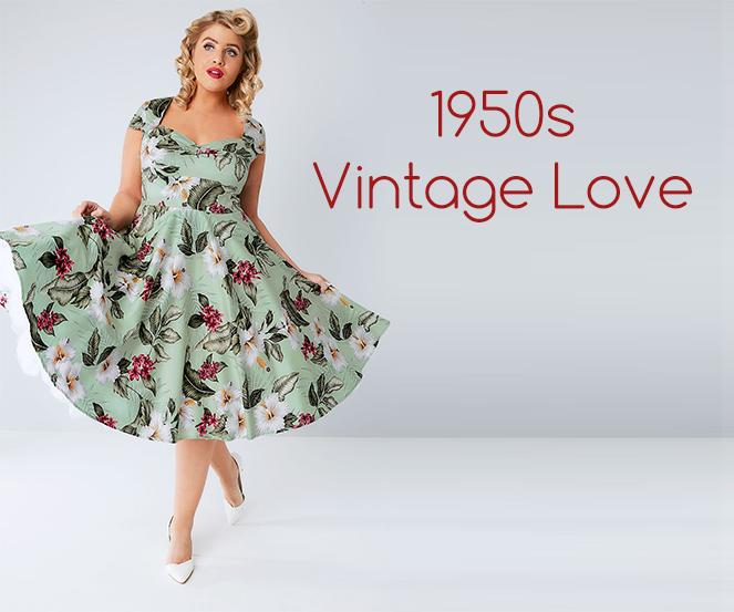 1950s Vintage Love