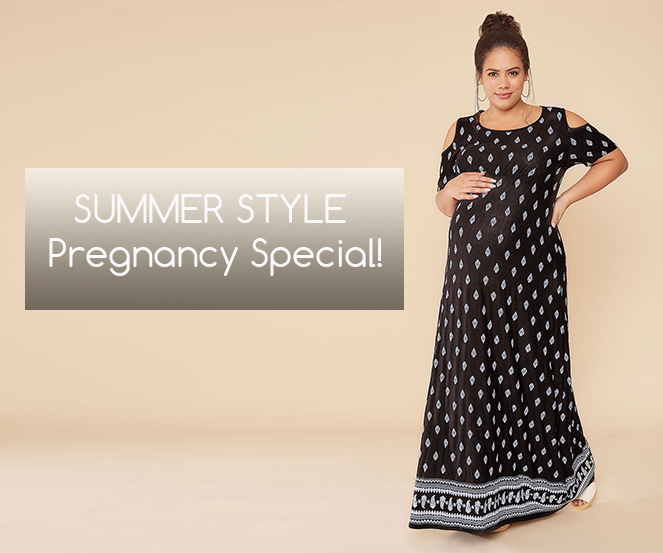My Summer Pregnancy Style Guide