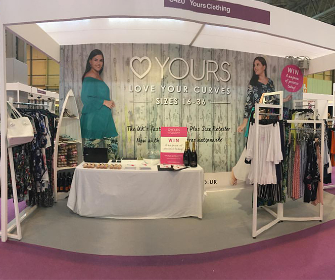 Yours Clothing takes on This Morning Live
