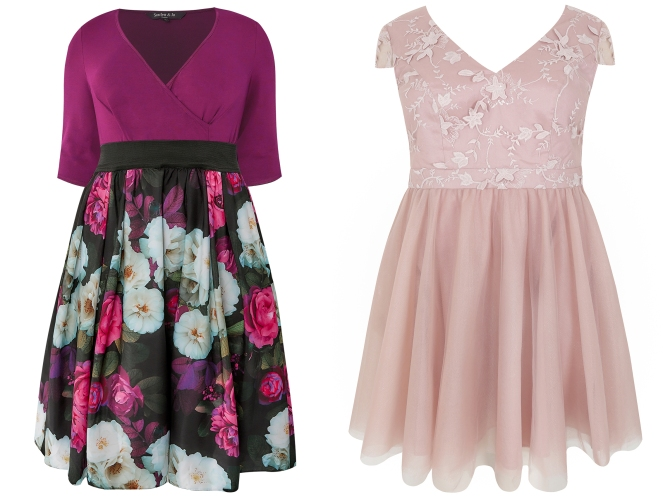 best dresses for plus size apple shaped women