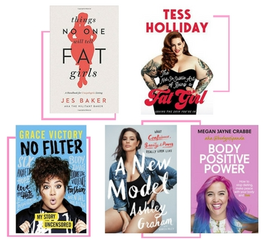 The best reads for self-love & body positivity