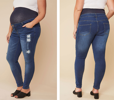 Maternity Jeans: just for pregnant women?