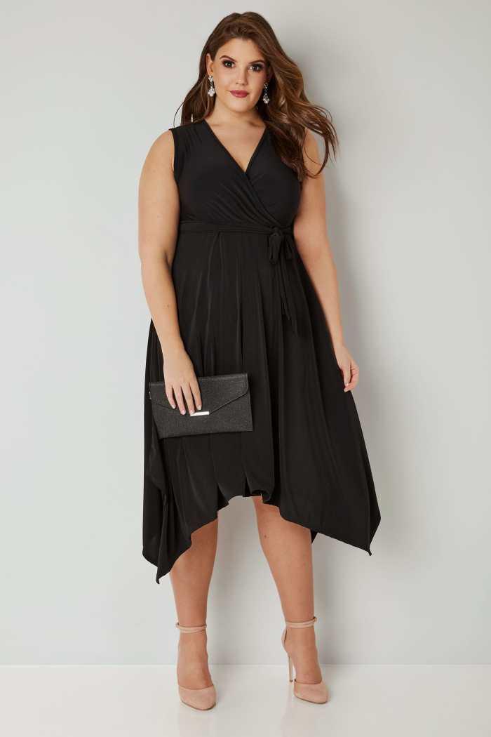 YOURS_LONDON_Black_Wrap_Dress_With_Hanky_Hem_156422_ef4a
