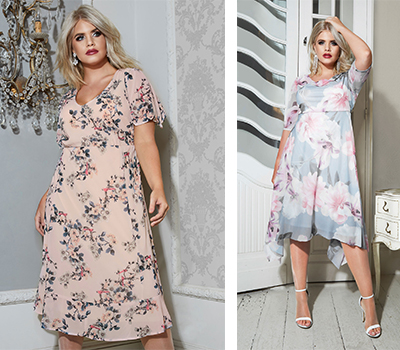 5 Floral Dresses For The Ultimate Girly Girl Look